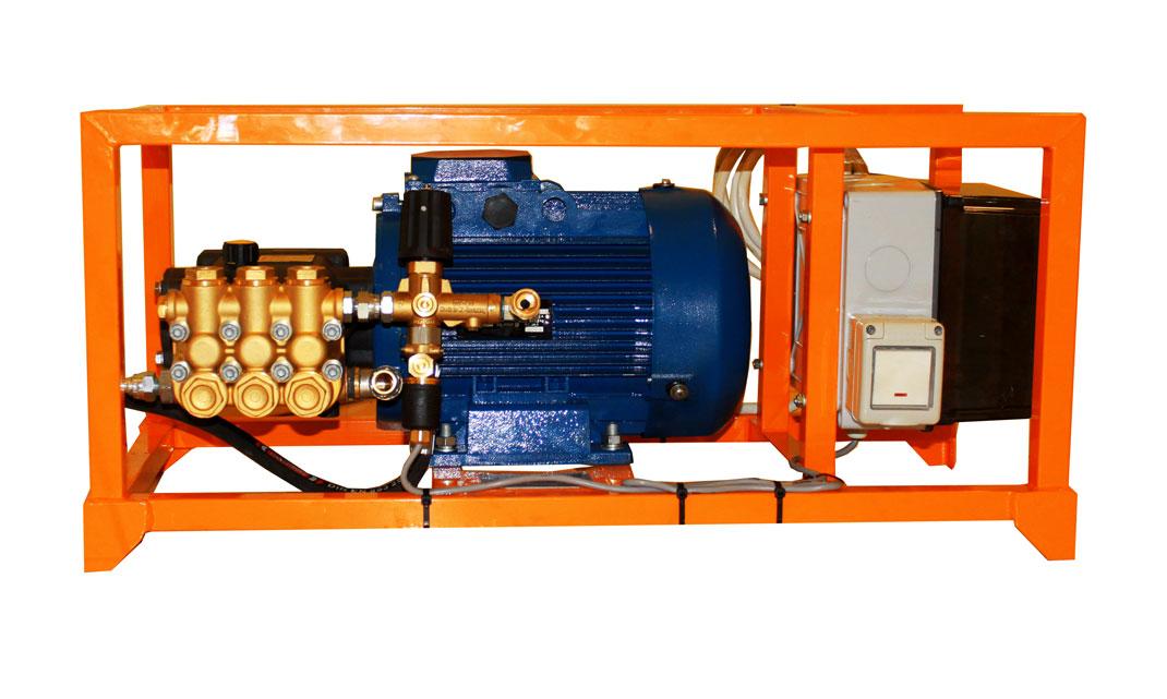 Оборудование высокого давления (АВД) для мойки любых поверхностей