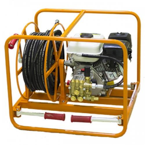 Оборудование высокого давления для пожаротушения