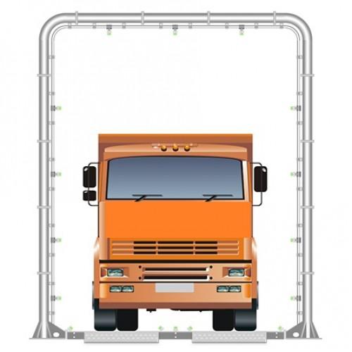 Дезинфекционные рамки (Дезбарьеры)для транспорта АКВАТЕХНО