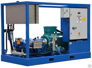 Оборудование для очистки теплообменников и котлов
