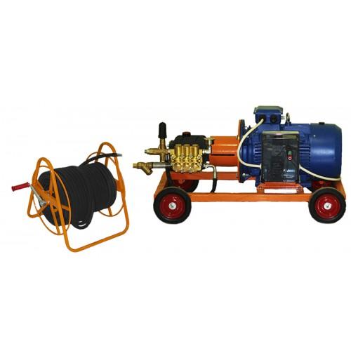 Аппараты высокого давления (АВД) для мойки цистерн и емкостей