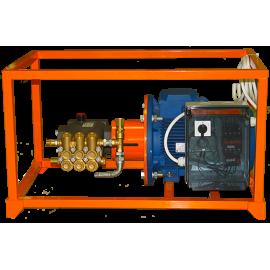 Оборудование для мойки колес и техники на строительных площадках