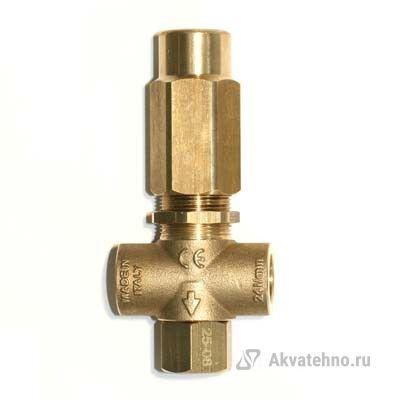 Предохранительный клапан VS 220-2 входа