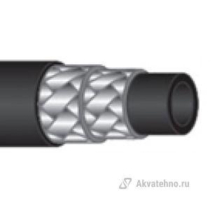 Рукав - шланг ВД двухоплёточный, (EU) 2SN-06, 400bar (цена за 1метр)