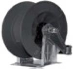 R+M 76443438, Барабан инерционный, вместимость 21м, 300bar, вход-М22х1,5внеш, выход-М22х1,5внеш, нерж.сталь, ABS пласмасса