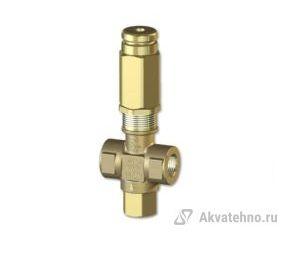 Клапан предохранительный VS 350; вход 2х3/8