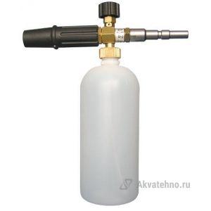 Пенная насадка для автомойки с ниппелем KW для Alto,Wap(длинный ниппель)
