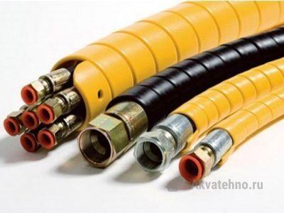 Спираль защитная (цена 1m)