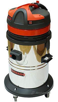 Водопылесос Soteco Tornado 433 Inox  3*1400Вт, 220В, 600м3/ч, 63л