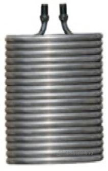 R+M 200080522, Змеевик 4.680-097.0 для Karcher 650; 655; 695; 699; 745; 755; 795; 891ST; 895; 945; 995; 1291ST; HDS Super; 895S - высота 510mm, внеш.диаметр 277mm