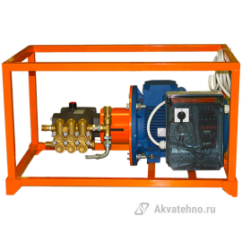 Аппарат высокого давления Аква-2BP 2020 BERTOLINI