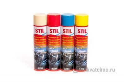 Полироль-антистатик для пластиковых деталей STIL