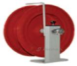R+M 76020, Барабан с ручной намоткой STK, 300bar, вместимость шланга 15mm(D внеш) до 24m, 3/8внут-3/8внут, крашен.сталь