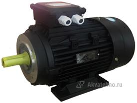 14441, Мотор H112 HP 6.1 4P B34 MA KW4,4 4P