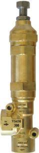 Клапан предохранительный VS 450/300; вход 1