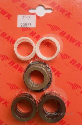 Ремкомплект манжет помпы NMT 1520 HAWK (арт. 260077)
