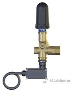 Регулировочный клапан Pulsar 4, 310 бар, 40 л/мин. с микровыключателем (60.0006.60 KSA)