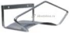 R+M 11006, Настенный держатель для шланга 30-40m, ДxВxШ=360x200x170mm, нерж.сталь