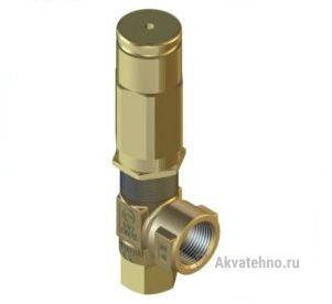 Клапан предохранительный VS 200/180; вход 3/4