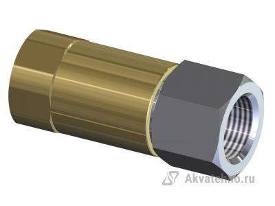 Поворотное устройство SW6 1/4 г. - 3/8 г. аналог R+M арт. 200301050
