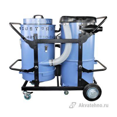 Промышленный пылесос Дастпром ПП-220/52.3-2,8