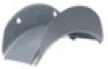 R+M 11005, Настенный держатель для шланга 30-40m, ДxВxШ=280x140x130mm, краш.сталь