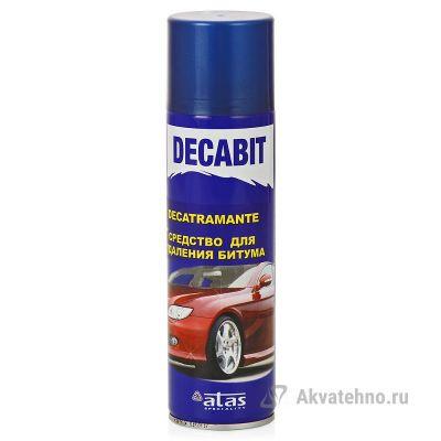 Средство для удаления гудрона Decabit 250 ml