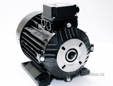 Электродвигатель 230/400 В - 50 Гц, 4 кВт