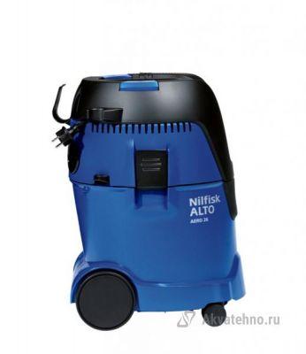 AERO 26-01 PC X Пылеводосос(бытовой) 210Мбар/ 3600л/мин/ бак 25л/ 1250Вт/ 220В
