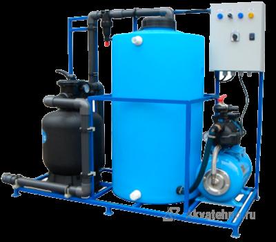 Система очистки воды АРОС 1+К