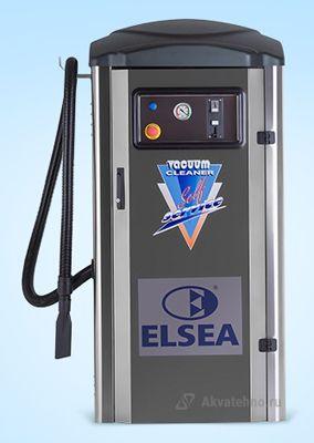SELF SERVICE 2,2 кВт 400 В. Стационарный пылесос