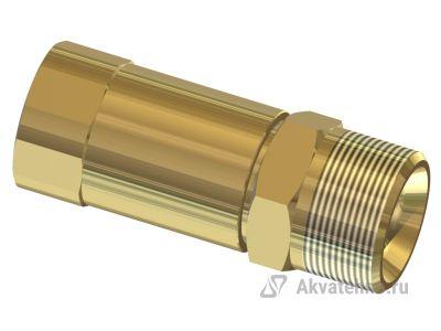 Поворотное устройство SW6 1/4bsp г.-22х1,5 ш., аналог R+M арт 200301060