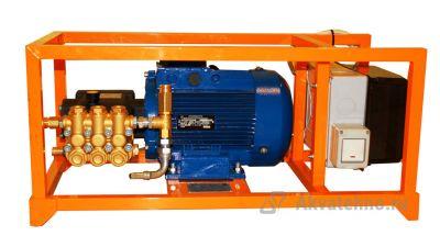 Аппарат высокого давления Аква-1BP INTERPUMP