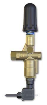 Регулятор давления Pulsar Zero, 280 бар, 40 л/мин., с микровыключателем (60.2450.00)