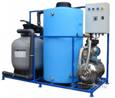 Система очистки воды АРОС 2