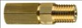 R+M 200340510, Переходник c вращением 1/2внеш - 1/2внут, 250bar, латунь