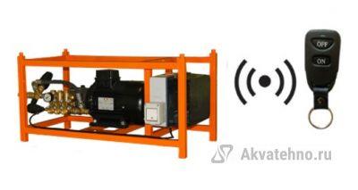 Аппарат высокого давления Аква-1TS HAWK с радиоуправлением
