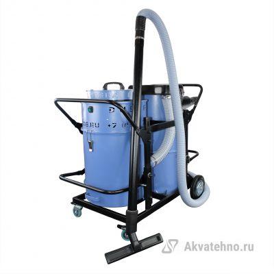Промышленный пылесос Дастпром ПП-220/52.3-3,6