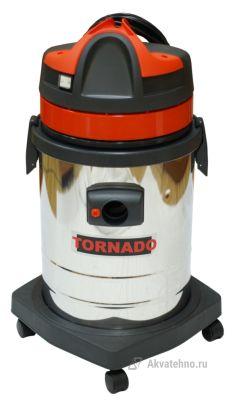 Водопылесос Soteco Tornado  503 Inox 1400Вт, 220В, 200м3/ч, 32л