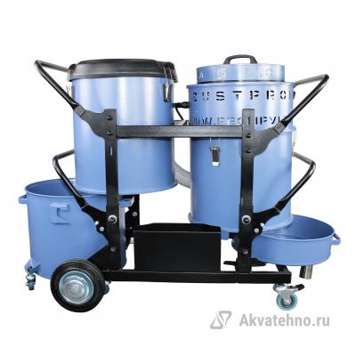 Промышленный пылесос Дастпром ПП-220/52.3-3